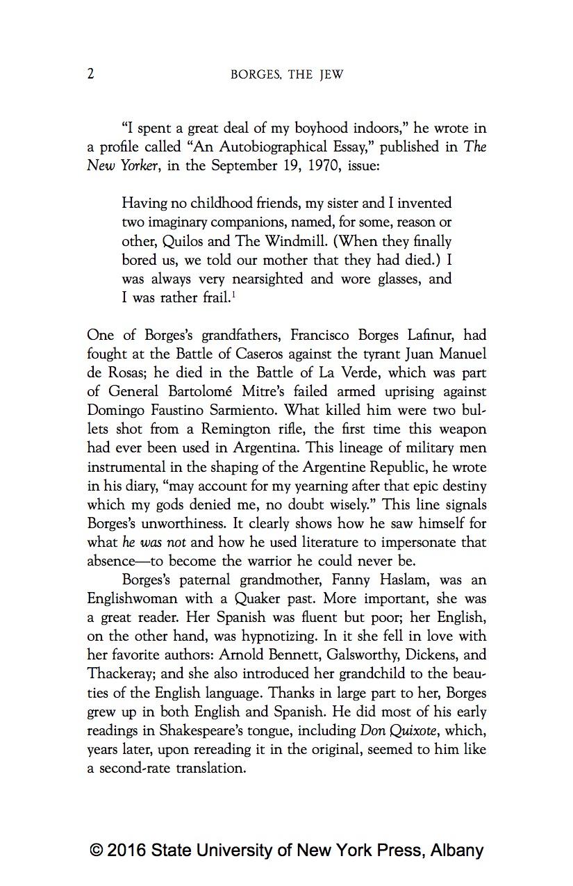 Ilan Stavans Excerpt 2