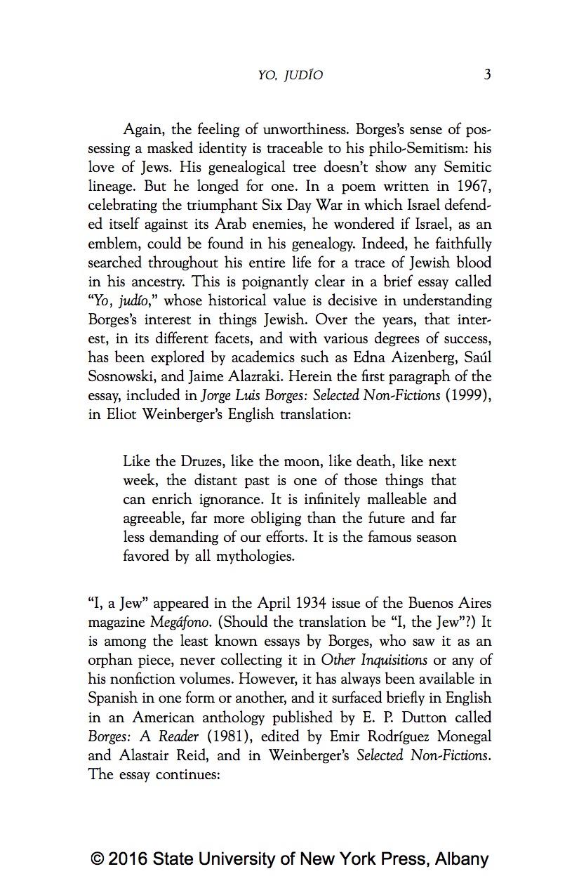 Ilan Stavans Excerpt 3