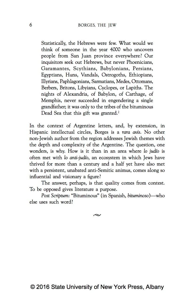 Ilan Stavans Excerpt 6