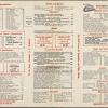 Carnegie Deli menu from 1985