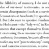 Ruth Franklin Excerpt