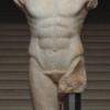 Miletus Torso, 5th–4th centuries, BCE, Louvre (possible inspiration for Rilke's poem)